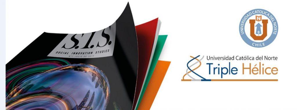 Revista Social Innovation Studies (SIS)Primera convocatoria 2020